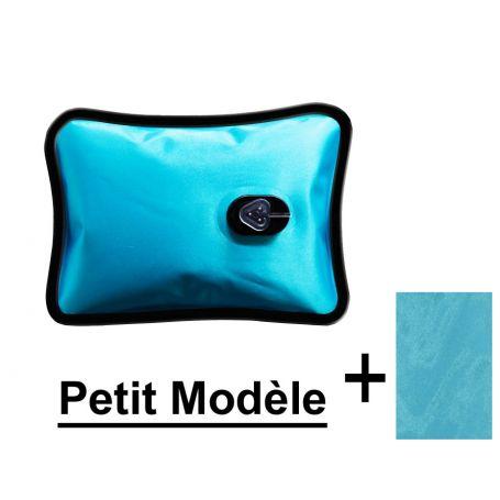Bouillotte électrique - Petite bleue