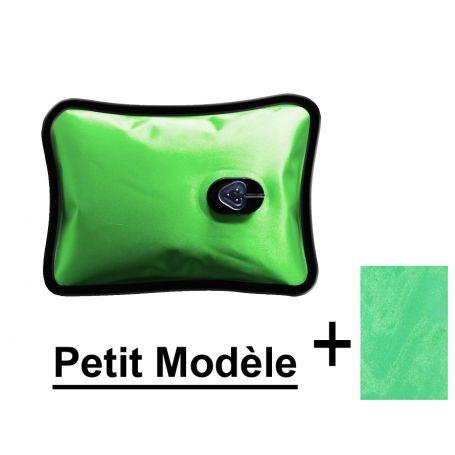 Bouillotte électrique - Petite verte