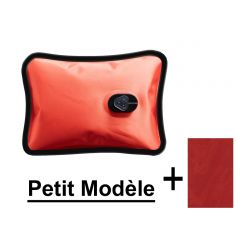 Bouillotte Magique électrique - Petit modèle - Rouge