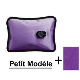 Bouillotte électrique - Petite violette