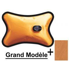 Bouillotte Magique électrique - Grand modèle - Orange