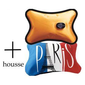 Bouillotte Magique électrique + housse Paris