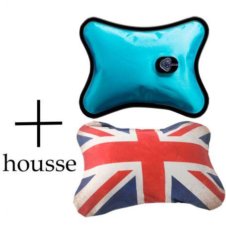 Bouillotte Magique électrique + housse So British