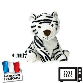 Peluche bouillotte Tigre
