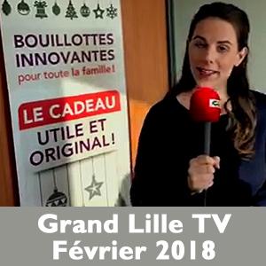 Grand Lille TV Bouillotte Magique